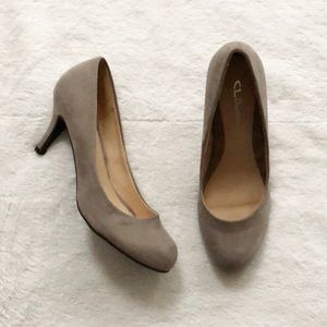 Chinese Laundry Classic Suede 'Nanette' Pumps